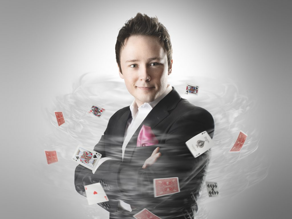 magician london