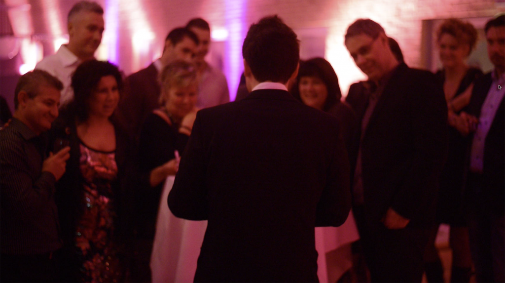 magician for corporate event